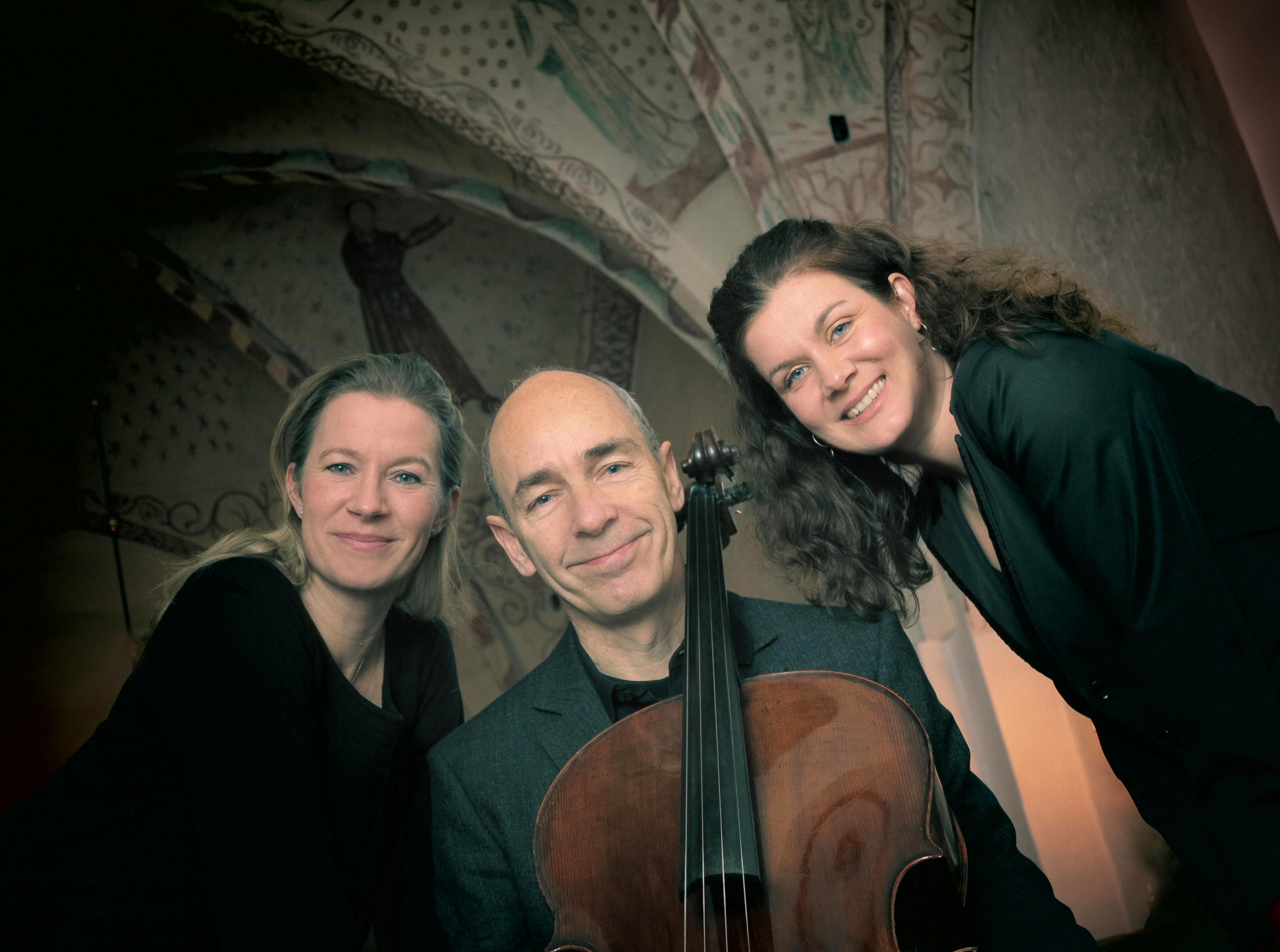 trio Søren Signe og Mia